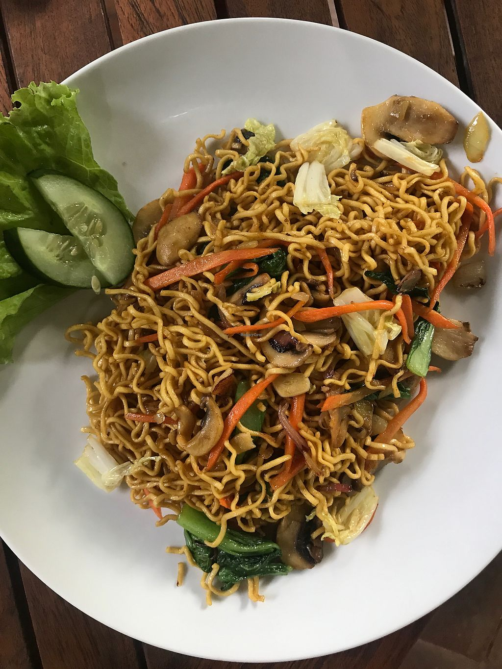 "Photo of Tasty Vegan - Seminyak  by <a href=""/members/profile/VeggT"">VeggT</a> <br/>Mie Goreng <br/> November 29, 2017  - <a href='/contact/abuse/image/29016/330363'>Report</a>"