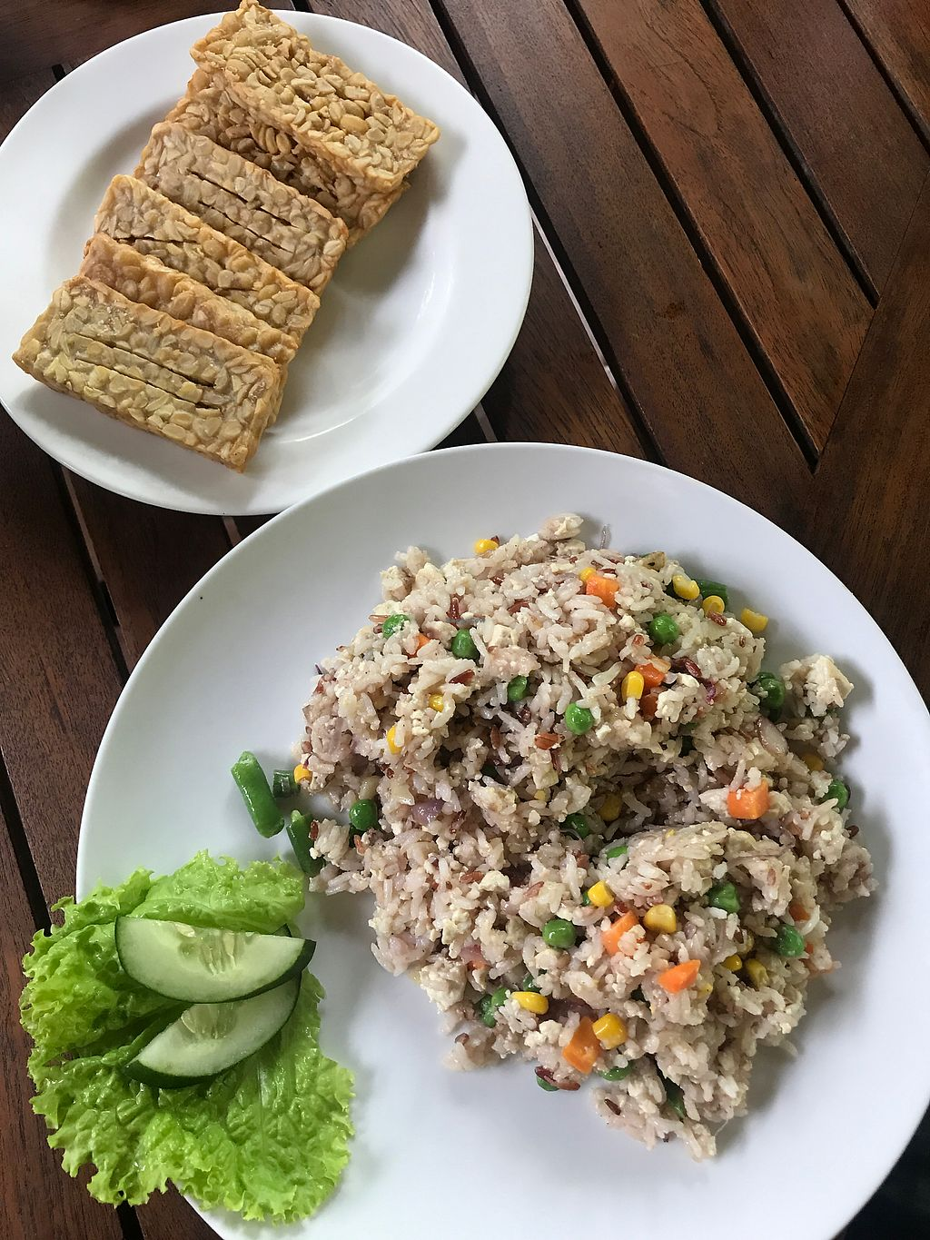 "Photo of Tasty Vegan - Seminyak  by <a href=""/members/profile/VeggT"">VeggT</a> <br/>Cooking class - Nasi Goreng <br/> November 29, 2017  - <a href='/contact/abuse/image/29016/330364'>Report</a>"