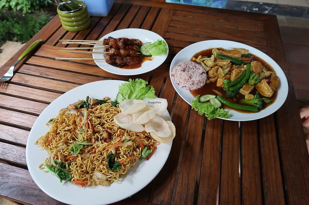 "Photo of Tasty Vegan - Seminyak  by <a href=""/members/profile/kate.sugak"">kate.sugak</a> <br/>really tasty food <br/> December 24, 2017  - <a href='/contact/abuse/image/29016/338872'>Report</a>"
