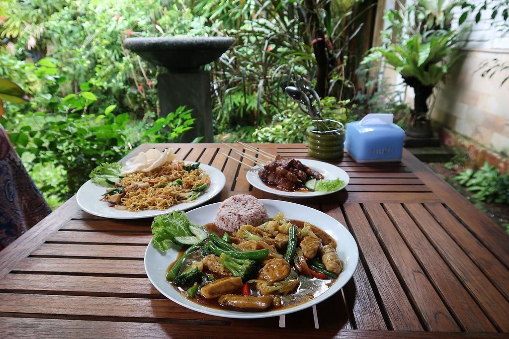 "Photo of Tasty Vegan - Seminyak  by <a href=""/members/profile/kate.sugak"">kate.sugak</a> <br/>  <br/> December 24, 2017  - <a href='/contact/abuse/image/29016/338874'>Report</a>"