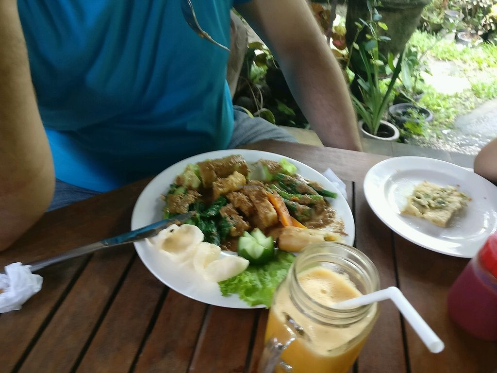 "Photo of Tasty Vegan - Seminyak  by <a href=""/members/profile/ManuelaRenner"">ManuelaRenner</a> <br/>gado gado <br/> January 9, 2018  - <a href='/contact/abuse/image/29016/344639'>Report</a>"