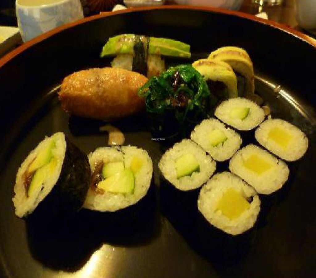 Photo of Osaka - Dudweilerstrasse  by benjo <br/>Menu B (Vegan) <br/> November 5, 2011  - <a href='/contact/abuse/image/29032/188461'>Report</a>