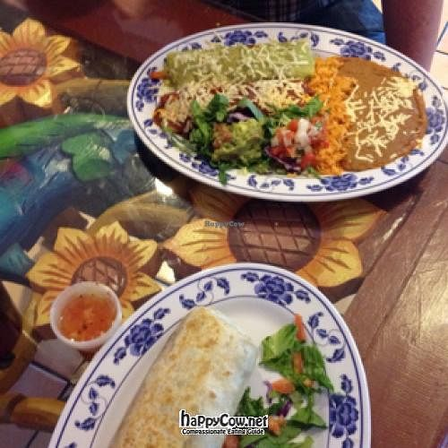 """Photo of El Papagayo  by <a href=""""/members/profile/Beryl"""">Beryl</a> <br/>great food, pretty decor, super friendly staff <br/> June 21, 2012  - <a href='/contact/abuse/image/29059/33592'>Report</a>"""
