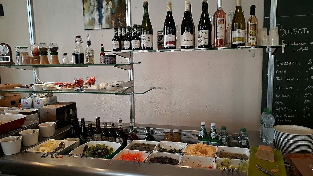 """Photo of La Pierre Vive  by <a href=""""/members/profile/Anelia"""">Anelia</a> <br/>Buffet Froid  <br/> July 17, 2017  - <a href='/contact/abuse/image/29062/281321'>Report</a>"""