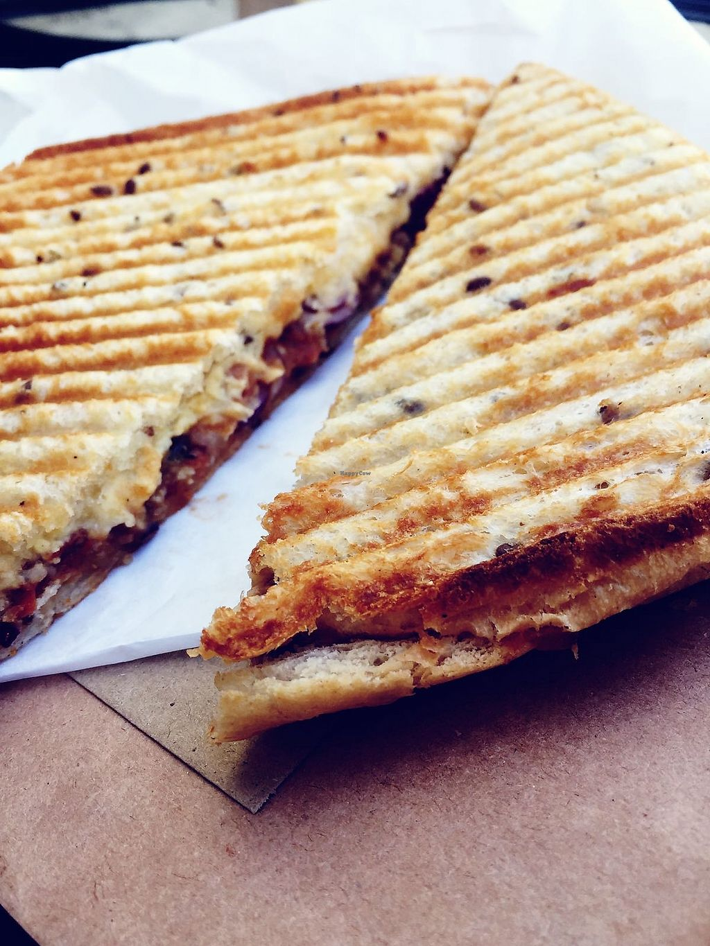 """Photo of Beanos  by <a href=""""/members/profile/TARAMCDONALD"""">TARAMCDONALD</a> <br/>Toasted sandwich <br/> May 1, 2018  - <a href='/contact/abuse/image/29081/393682'>Report</a>"""