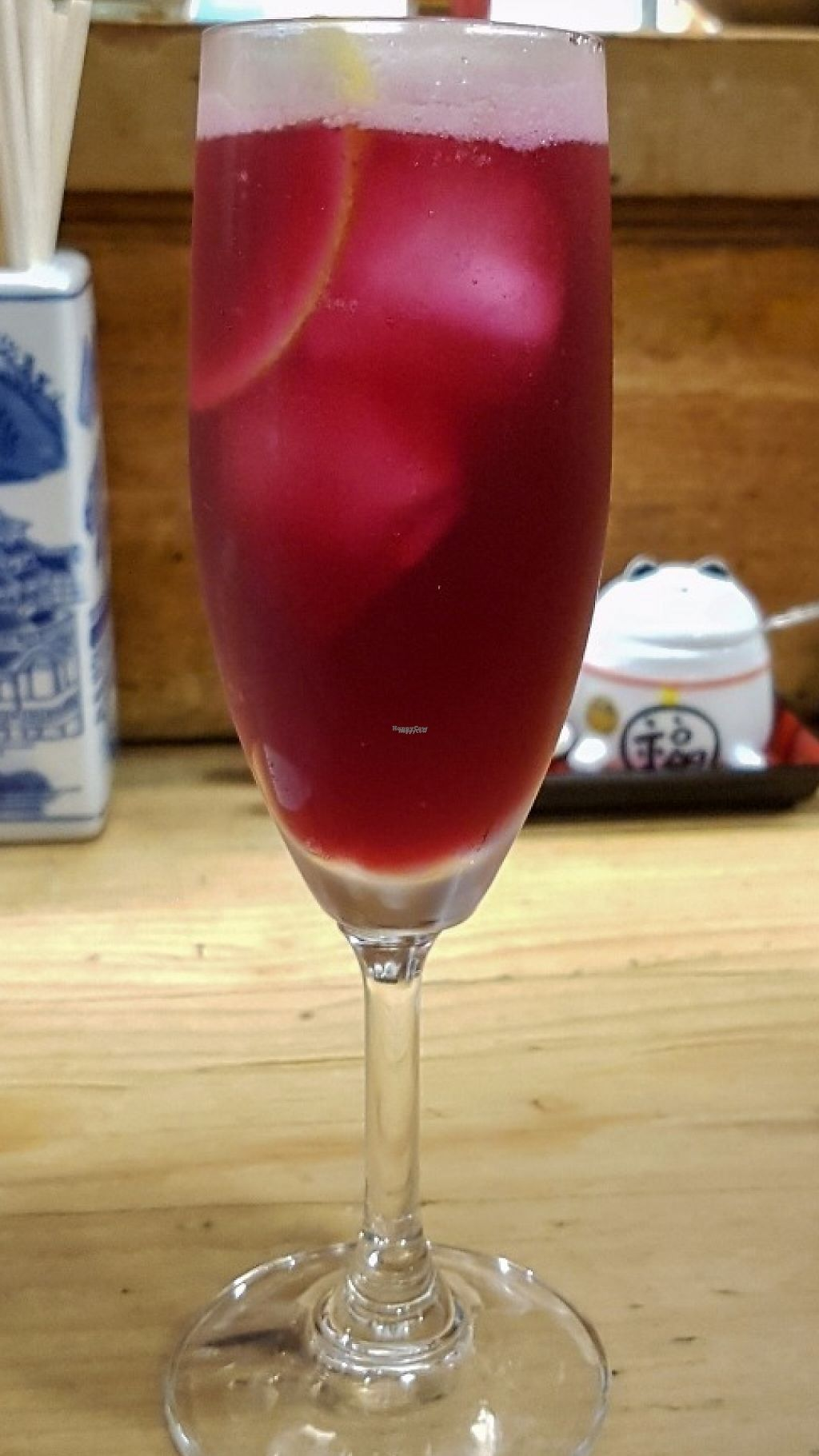 """Photo of Heianraku  by <a href=""""/members/profile/Knoepfchen"""">Knoepfchen</a> <br/>Homemade shiso cocktail <br/> November 2, 2016  - <a href='/contact/abuse/image/29092/194049'>Report</a>"""