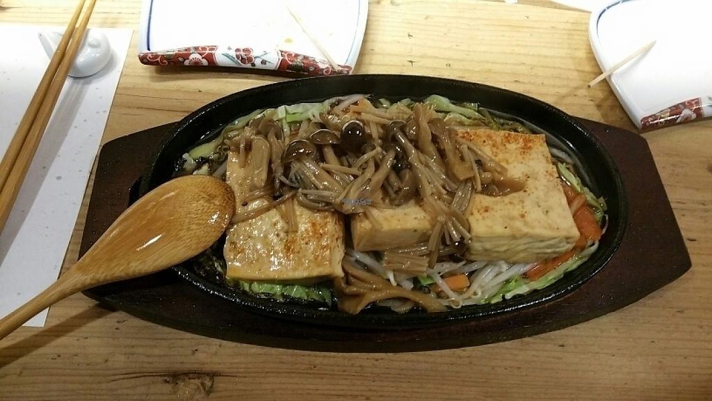 """Photo of Heianraku  by <a href=""""/members/profile/alicel"""">alicel</a> <br/>Teriyaki Tofu <br/> December 4, 2016  - <a href='/contact/abuse/image/29092/197171'>Report</a>"""