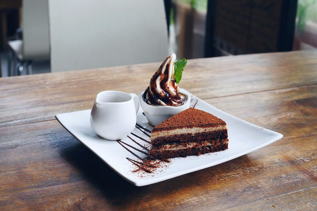 """Photo of Vegans Cafe and Restaurant  by <a href=""""/members/profile/YukiLim"""">YukiLim</a> <br/>Vegan tiramisu  <br/> July 15, 2017  - <a href='/contact/abuse/image/29114/280659'>Report</a>"""