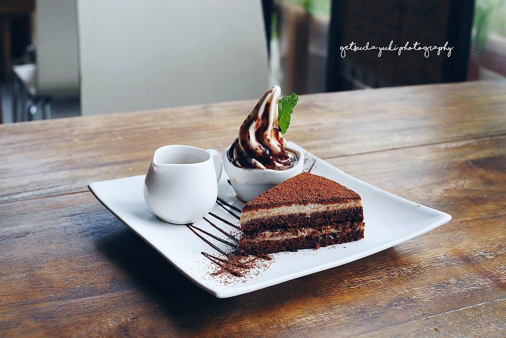 """Photo of Vegans Cafe and Restaurant  by <a href=""""/members/profile/YukiLim"""">YukiLim</a> <br/>Vegan tiramisu from Vegans Cafe <br/> July 15, 2017  - <a href='/contact/abuse/image/29114/280666'>Report</a>"""