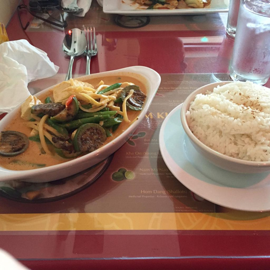 Photo of Thai Cafe  by drees2014 <br/>food <br/> March 14, 2015  - <a href='/contact/abuse/image/2912/95706'>Report</a>