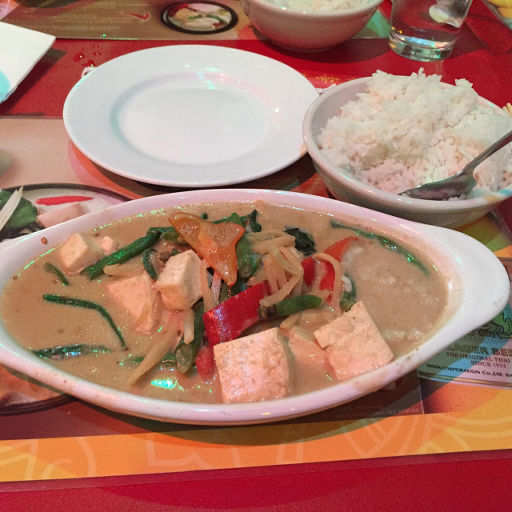Photo of Thai Cafe  by drees2014 <br/>food <br/> March 19, 2015  - <a href='/contact/abuse/image/2912/96176'>Report</a>