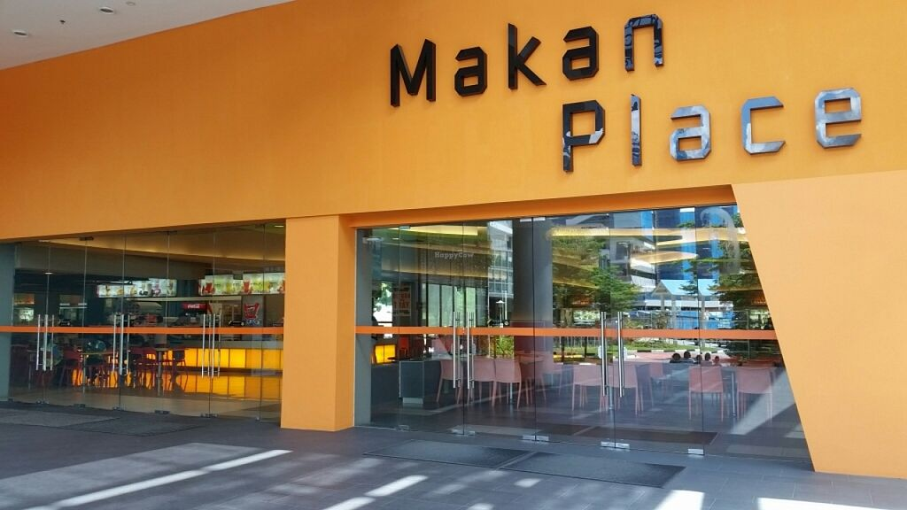 """Photo of CLOSED: Little Prince Cuisine  by <a href=""""/members/profile/JimmySeah"""">JimmySeah</a> <br/>Exterior of Makan Place food court  <br/> June 26, 2016  - <a href='/contact/abuse/image/29136/156193'>Report</a>"""