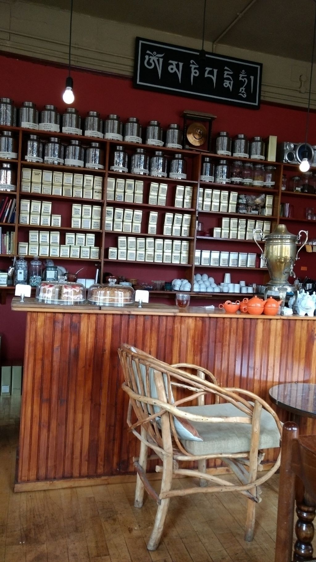 """Photo of Tea Sutra Teahouse  by <a href=""""/members/profile/craigmc"""">craigmc</a> <br/>tea selection <br/> March 30, 2017  - <a href='/contact/abuse/image/29138/242649'>Report</a>"""