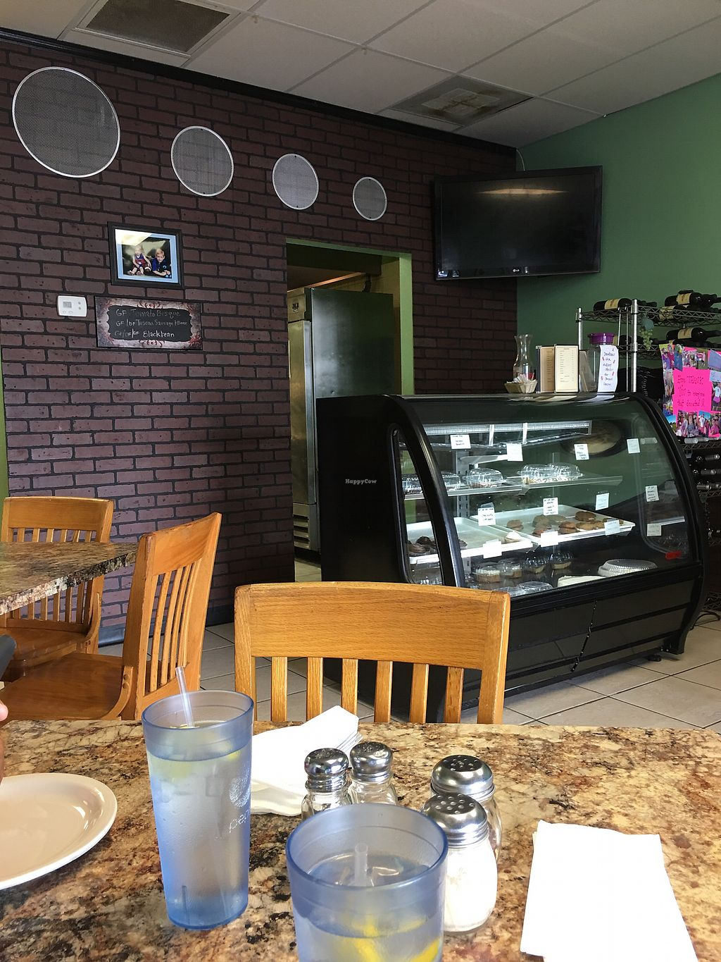 """Photo of Vertoris Pizza House  by <a href=""""/members/profile/VivecaChasteenPark"""">VivecaChasteenPark</a> <br/>From our table <br/> September 3, 2017  - <a href='/contact/abuse/image/29169/300654'>Report</a>"""