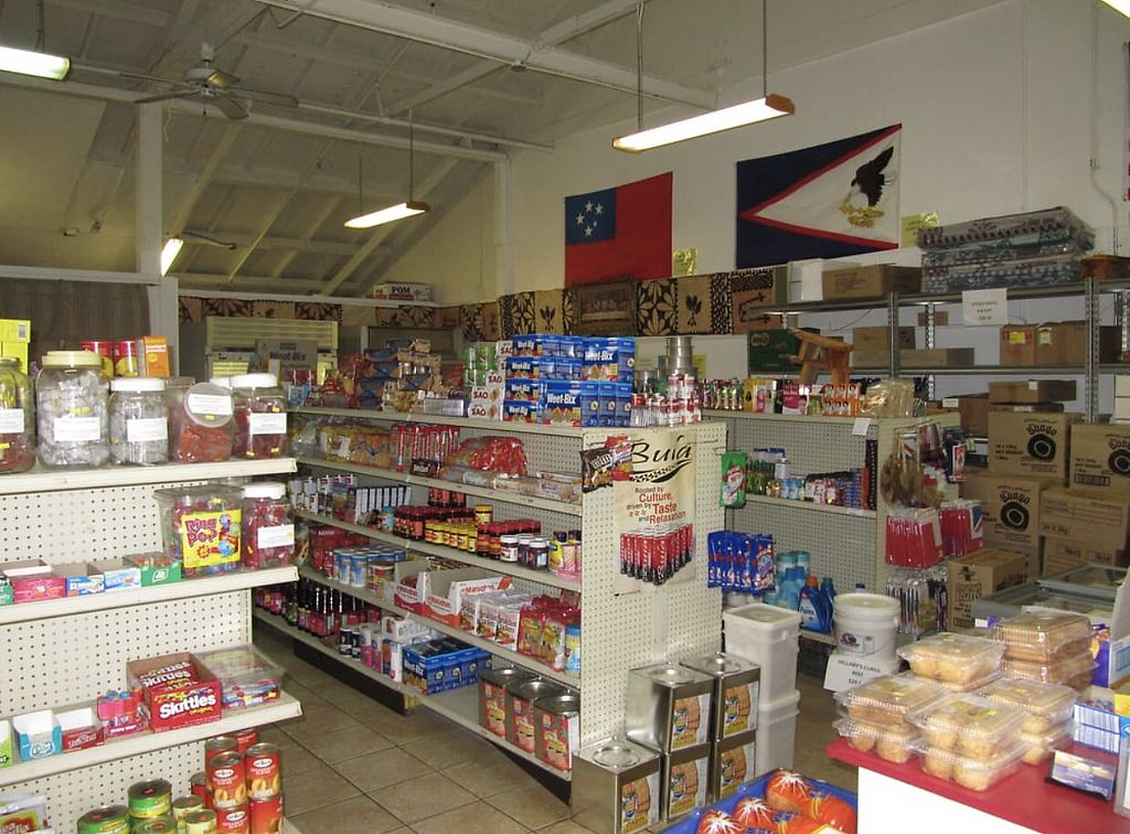 """Photo of Fiji Market and Curry Shop  by <a href=""""/members/profile/ashlinmichelle7"""">ashlinmichelle7</a> <br/>What it looks like when you first walk in, go down the first isle all the way to the back to order <br/> April 20, 2018  - <a href='/contact/abuse/image/29238/388373'>Report</a>"""