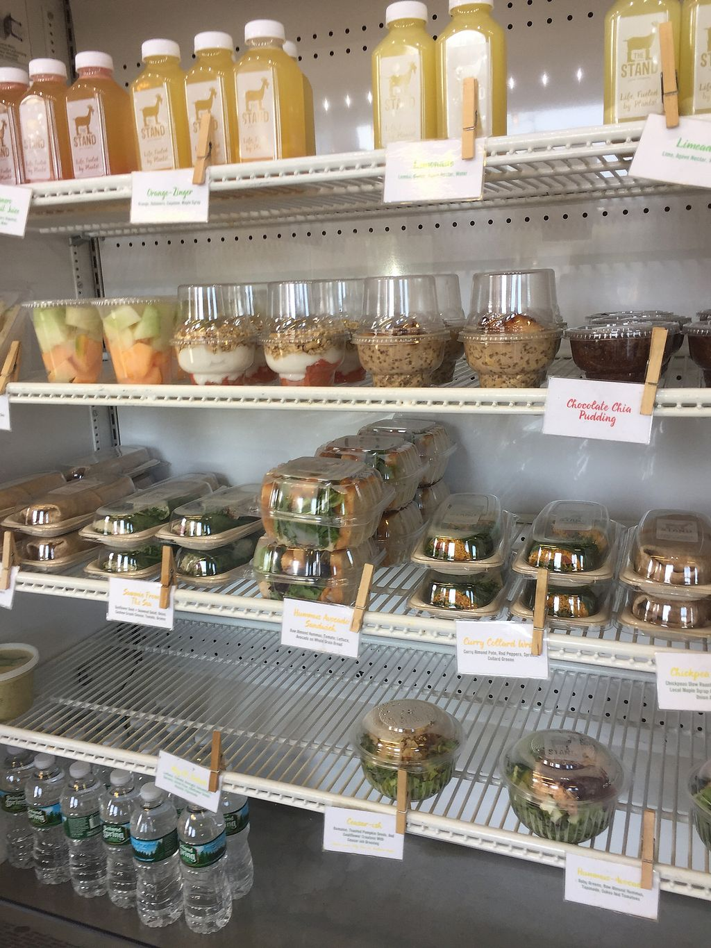 """Photo of The Stand Juice Company  by <a href=""""/members/profile/Lizziebenson"""">Lizziebenson</a> <br/>yum <br/> August 28, 2017  - <a href='/contact/abuse/image/29262/298291'>Report</a>"""