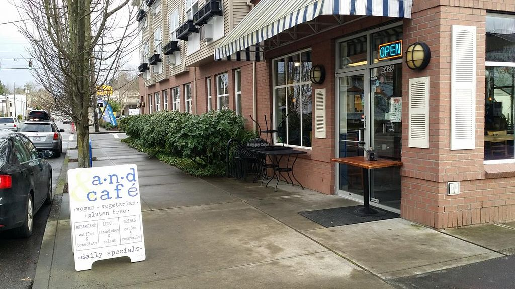 """Photo of CLOSED: A N D Cafe  by <a href=""""/members/profile/The%20Hungry%20Vegan"""">The Hungry Vegan</a> <br/>A N D Cafe <br/> July 25, 2015  - <a href='/contact/abuse/image/29296/110949'>Report</a>"""