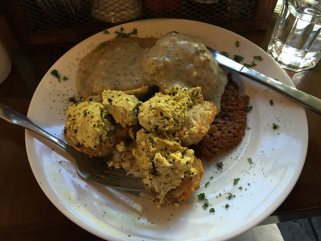 """Photo of CLOSED: A N D Cafe  by <a href=""""/members/profile/LadyVolsFreakDeb"""">LadyVolsFreakDeb</a> <br/>Awesome Blue Plate! <br/> September 26, 2015  - <a href='/contact/abuse/image/29296/119194'>Report</a>"""