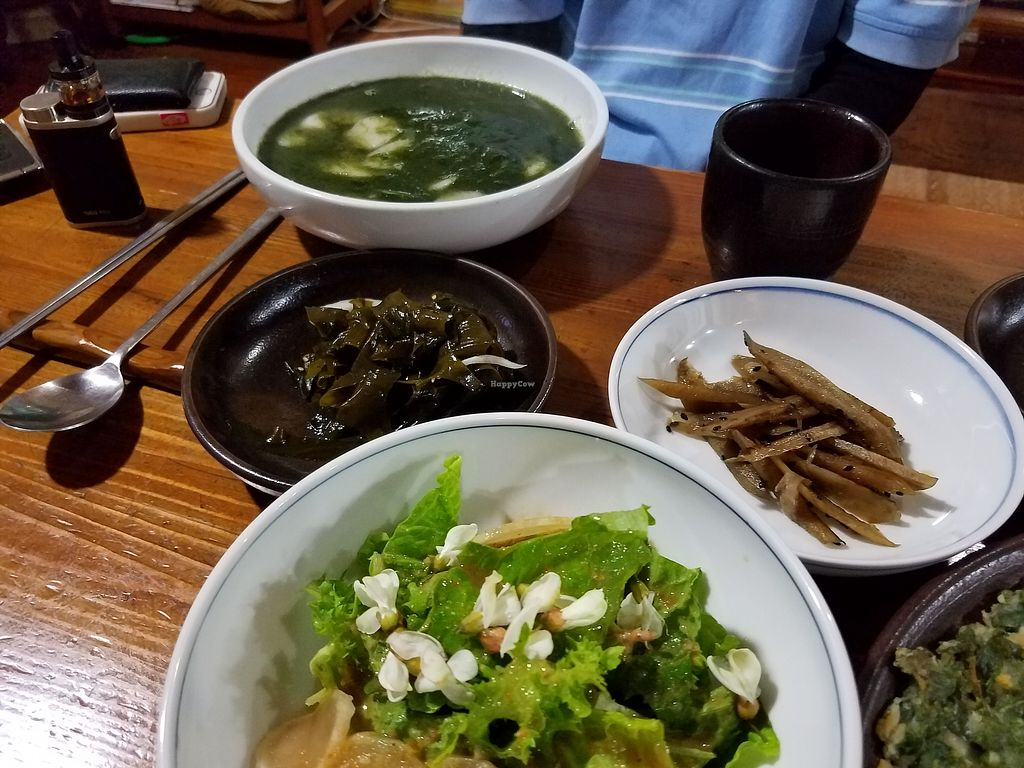 """Photo of Mulmaegol  by <a href=""""/members/profile/HannahP96"""">HannahP96</a> <br/>Seaweed soup <br/> May 14, 2018  - <a href='/contact/abuse/image/29299/399514'>Report</a>"""
