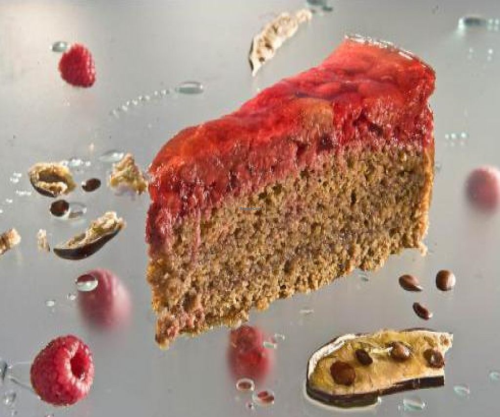 """Photo of Slascice Mihalek  by <a href=""""/members/profile/KatarinaLe"""">KatarinaLe</a> <br/>Vegan raspberry cake <br/> November 30, 2011  - <a href='/contact/abuse/image/29304/194671'>Report</a>"""