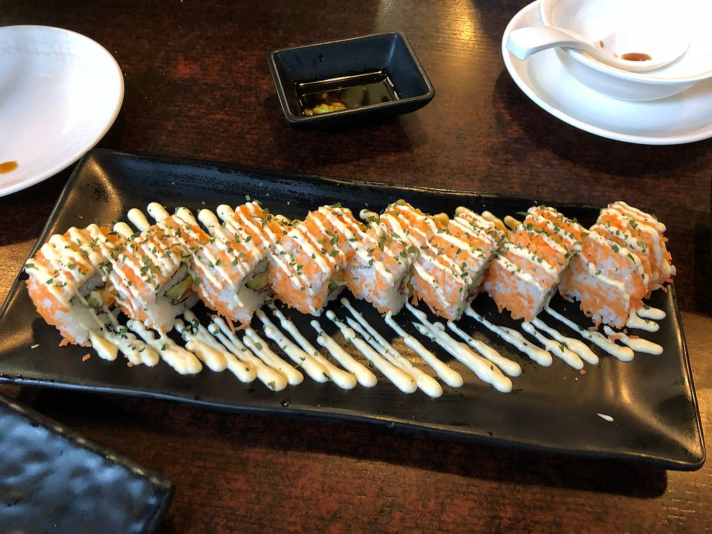 "Photo of Ying Vegetarian  by <a href=""/members/profile/gen0co"">gen0co</a> <br/>Californian roll <br/> January 7, 2018  - <a href='/contact/abuse/image/29307/344025'>Report</a>"