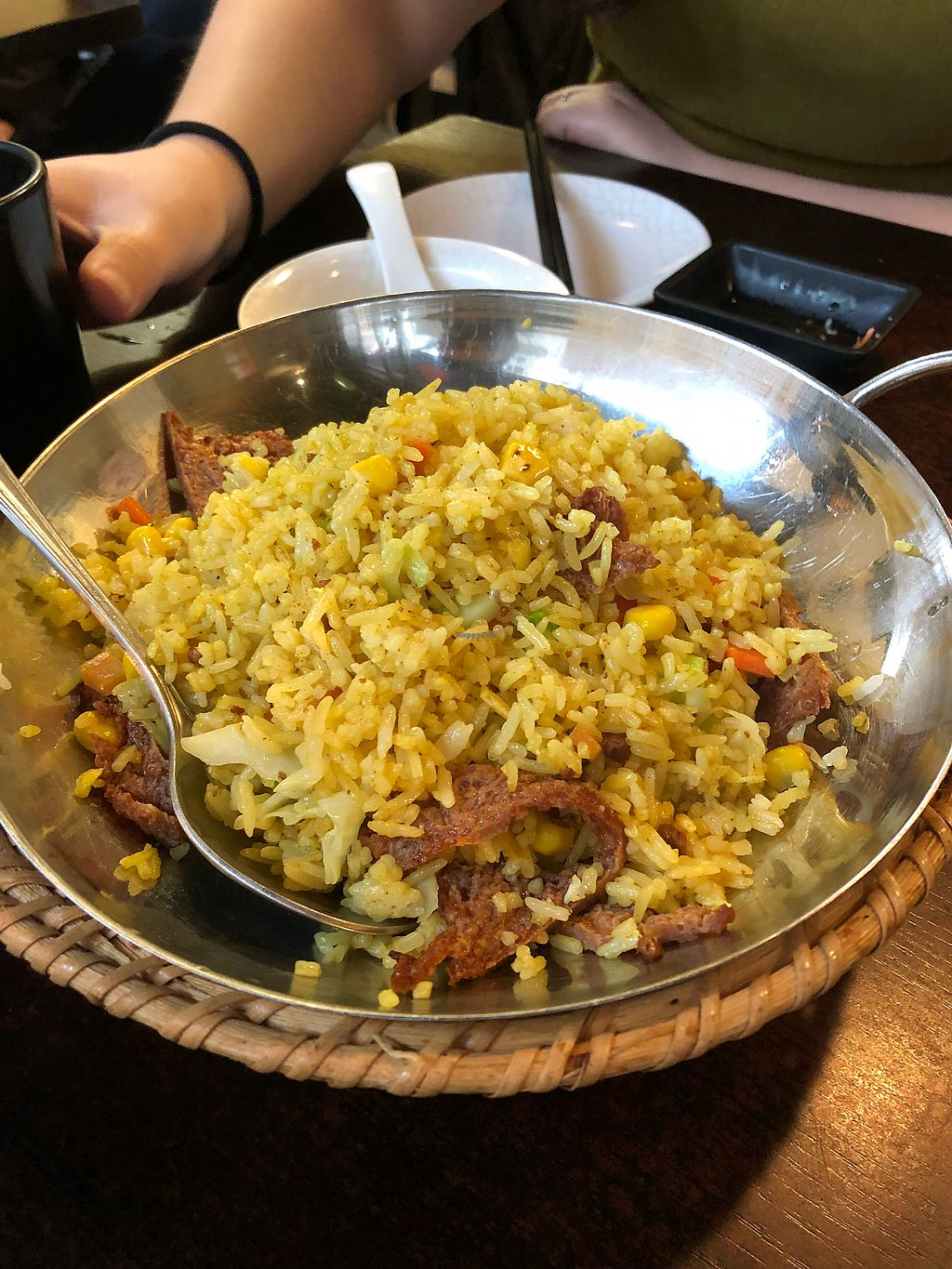 "Photo of Ying Vegetarian  by <a href=""/members/profile/gen0co"">gen0co</a> <br/>Beef fried rice <br/> January 7, 2018  - <a href='/contact/abuse/image/29307/344026'>Report</a>"
