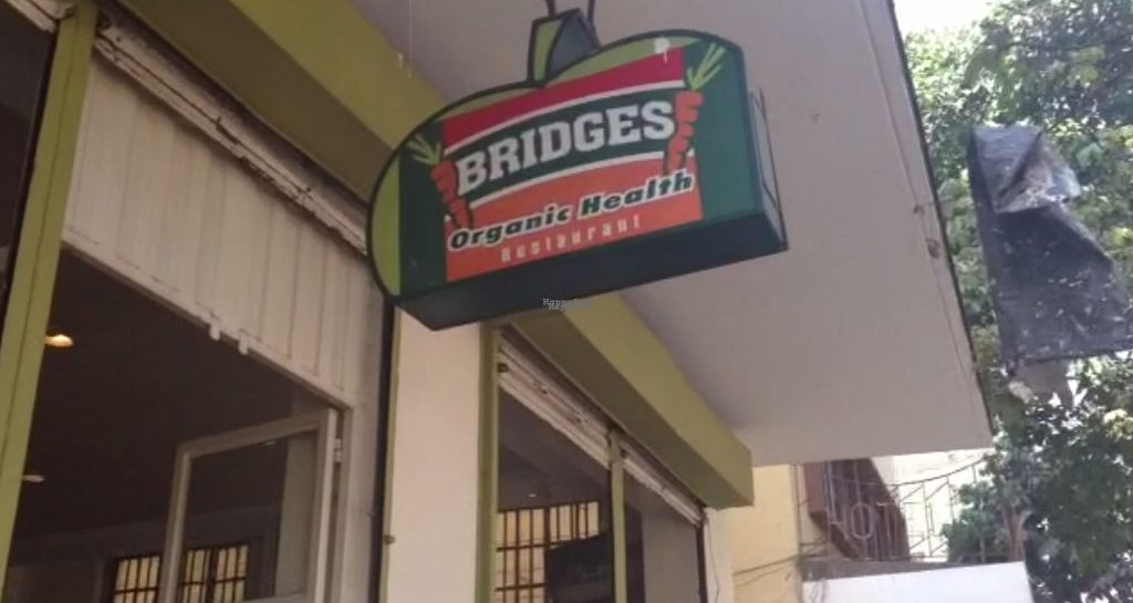 """Photo of Bridges Organic Health Restaurant  by <a href=""""/members/profile/anniemaggiemay"""">anniemaggiemay</a> <br/>Bridges <br/> September 10, 2016  - <a href='/contact/abuse/image/29336/174897'>Report</a>"""