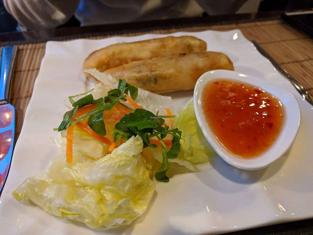 """Photo of Samadhi  by <a href=""""/members/profile/SaraMarkic"""">SaraMarkic</a> <br/>spring rolls <br/> December 5, 2017  - <a href='/contact/abuse/image/2933/332675'>Report</a>"""
