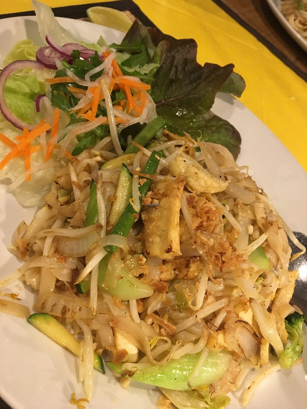 """Photo of Samadhi  by <a href=""""/members/profile/LaurenRobinson"""">LaurenRobinson</a> <br/>Pad Thai  <br/> February 26, 2018  - <a href='/contact/abuse/image/2933/364279'>Report</a>"""