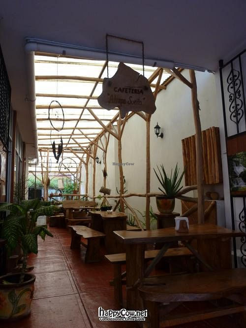 """Photo of Atrapasuenos - Comida Vegetariana Te Cafe  by <a href=""""/members/profile/bencamps"""">bencamps</a> <br/>dining area <br/> June 25, 2012  - <a href='/contact/abuse/image/29347/33750'>Report</a>"""