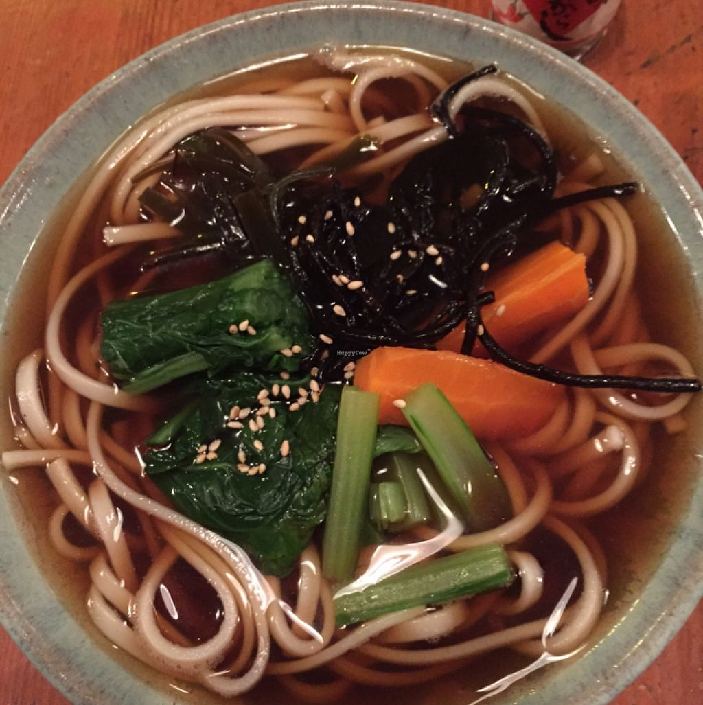 """Photo of Mominoki House  by <a href=""""/members/profile/Ayane"""">Ayane</a> <br/>Vegan Udon <br/> September 3, 2015  - <a href='/contact/abuse/image/2935/116349'>Report</a>"""