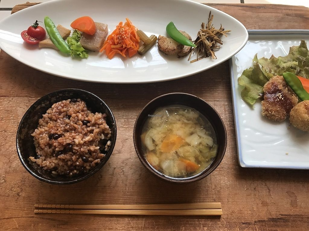 """Photo of Mominoki House  by <a href=""""/members/profile/KusumiShintaro"""">KusumiShintaro</a> <br/>High quality  meal <br/> May 23, 2017  - <a href='/contact/abuse/image/2935/261664'>Report</a>"""