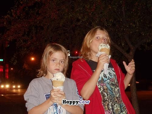 """Photo of Purity Ice Cream  by <a href=""""/members/profile/vegfam"""">vegfam</a> <br/>Mint chocolate chip...here we come!! <br/> October 25, 2013  - <a href='/contact/abuse/image/29364/57305'>Report</a>"""