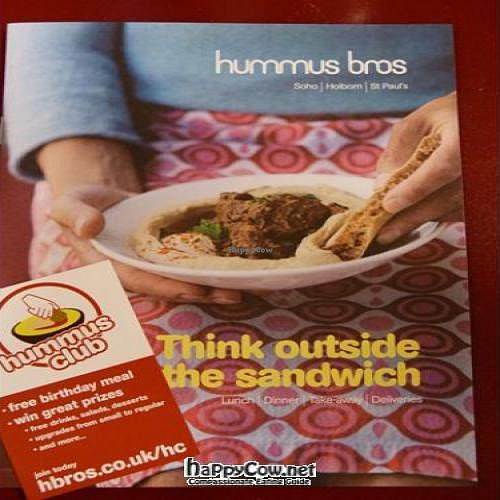 """Photo of Hummus Bros - St Pauls  by <a href=""""/members/profile/Nihacc"""">Nihacc</a> <br/> December 6, 2011  - <a href='/contact/abuse/image/29379/13550'>Report</a>"""