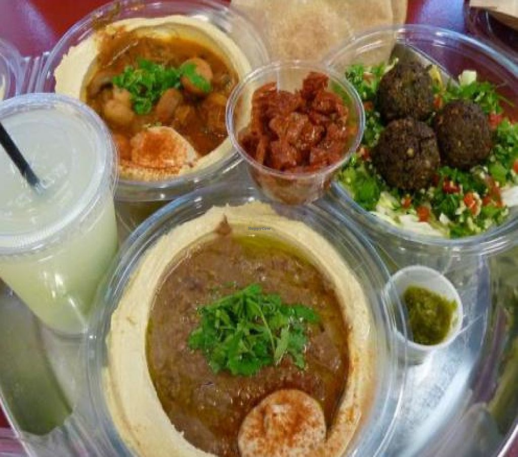 """Photo of Hummus Bros - St Pauls  by <a href=""""/members/profile/Nihacc"""">Nihacc</a> <br/> December 6, 2011  - <a href='/contact/abuse/image/29379/198492'>Report</a>"""