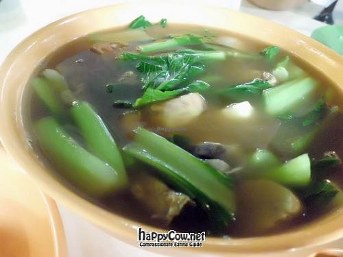 "Photo of Bishan Vegetarian  by <a href=""/members/profile/Peace%20..."">Peace ...</a> <br/>Vegetarian Fish Soup @ S$4 <br/> July 1, 2012  - <a href='/contact/abuse/image/29393/34022'>Report</a>"
