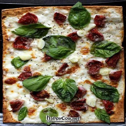 "Photo of Boheme Cafe and Bar  by <a href=""/members/profile/AdrienneFeinslage"">AdrienneFeinslage</a> <br/>Roasted Tomato Margherita Pizza <br/> December 7, 2011  - <a href='/contact/abuse/image/29418/13629'>Report</a>"