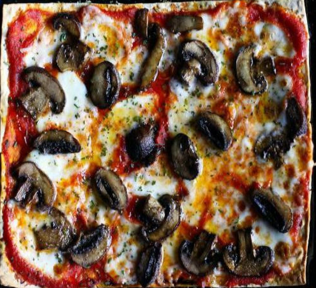 "Photo of Boheme Cafe and Bar  by <a href=""/members/profile/AdrienneFeinslage"">AdrienneFeinslage</a> <br/>Cremini Mushroom Pizza <br/> December 7, 2011  - <a href='/contact/abuse/image/29418/198532'>Report</a>"