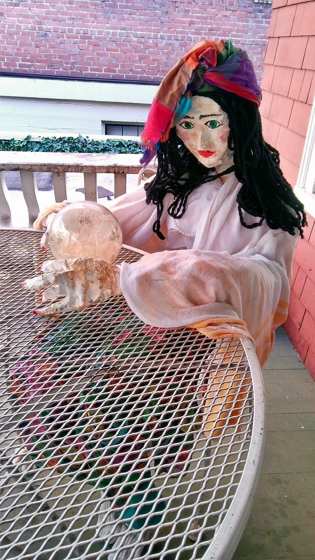 """Photo of The Cherokee Rose Inn  by <a href=""""/members/profile/eveyxvx"""">eveyxvx</a> <br/>Halloween at the Cherokee Rose Inn <br/> October 27, 2017  - <a href='/contact/abuse/image/29423/319278'>Report</a>"""