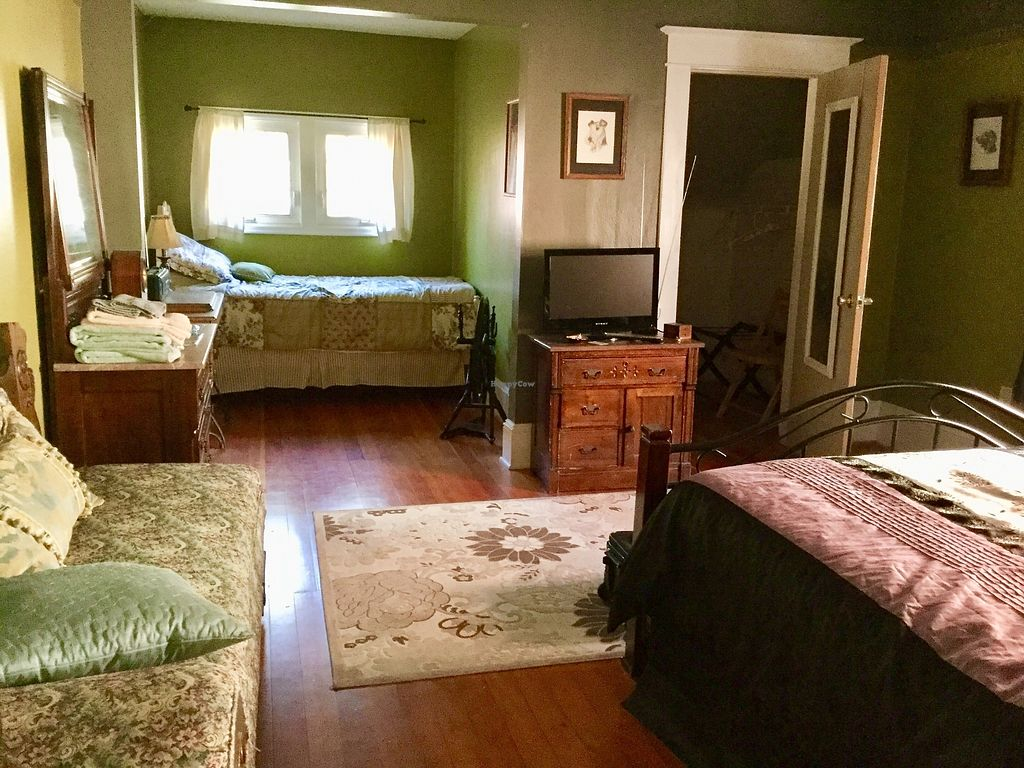 """Photo of The Cherokee Rose Inn  by <a href=""""/members/profile/eveyxvx"""">eveyxvx</a> <br/>The Wolf Room <br/> October 28, 2017  - <a href='/contact/abuse/image/29423/319391'>Report</a>"""