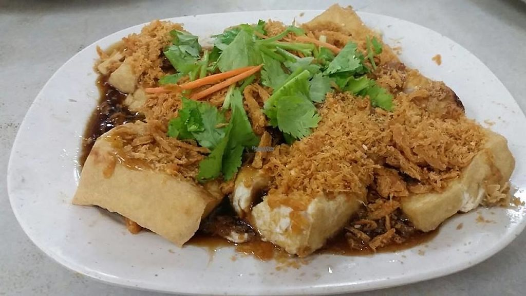 Photo of Yin Futt Kuok Vegetarian Restaurant  by Raphael_Dane <br/> February 11, 2017  - <a href='/contact/abuse/image/29426/225220'>Report</a>