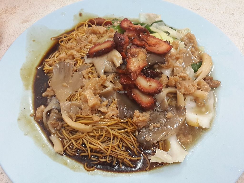 Photo of Yin Futt Kuok Vegetarian Restaurant  by Raphael_Dane <br/> February 11, 2017  - <a href='/contact/abuse/image/29426/225235'>Report</a>