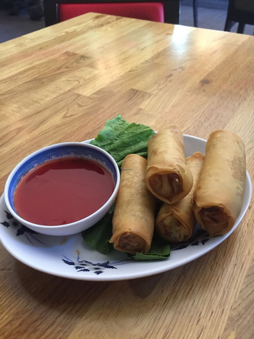 """Photo of Sipz Fusion Cafe - North Park  by <a href=""""/members/profile/KaitlynnGill"""">KaitlynnGill</a> <br/>Spring rolls  <br/> October 4, 2017  - <a href='/contact/abuse/image/29432/311718'>Report</a>"""