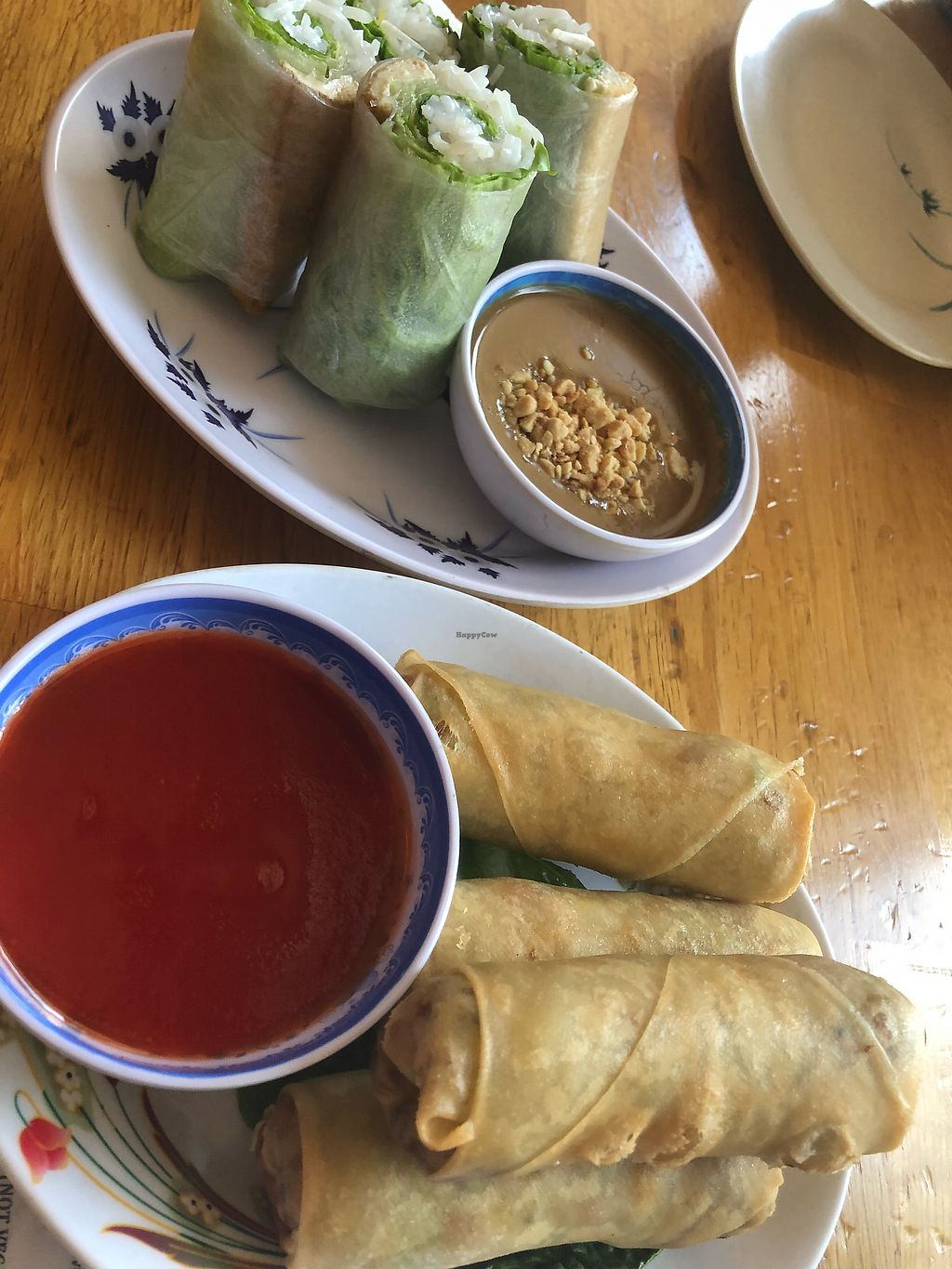 """Photo of Sipz Fusion Cafe - North Park  by <a href=""""/members/profile/Melynavarro"""">Melynavarro</a> <br/>Crunchy and fresh spring rolls  <br/> February 19, 2018  - <a href='/contact/abuse/image/29432/361094'>Report</a>"""