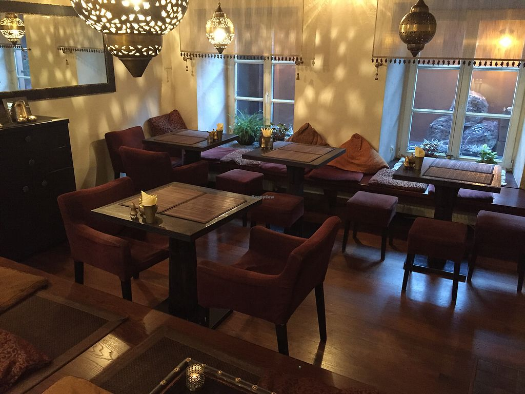 "Photo of Vegafe - Augustijonu Str.  by <a href=""/members/profile/KatM13"">KatM13</a> <br/>Dining room <br/> March 18, 2018  - <a href='/contact/abuse/image/29520/372366'>Report</a>"