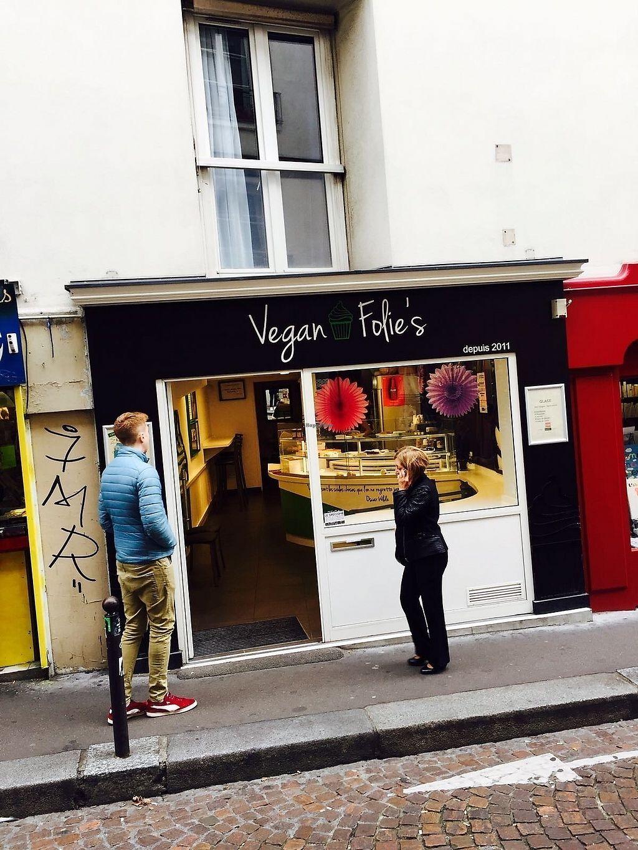 "Photo of Vegan Folie's  by <a href=""/members/profile/TARAMCDONALD"">TARAMCDONALD</a> <br/>Exterior 2 <br/> September 11, 2017  - <a href='/contact/abuse/image/29521/303200'>Report</a>"