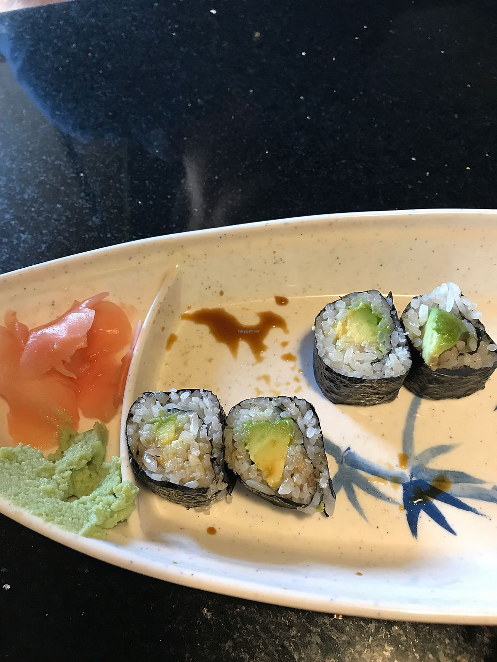 """Photo of Chopstix Asian Bistro  by <a href=""""/members/profile/MyGreenTongue"""">MyGreenTongue</a> <br/>avocado sushi  <br/> July 3, 2017  - <a href='/contact/abuse/image/29524/276208'>Report</a>"""