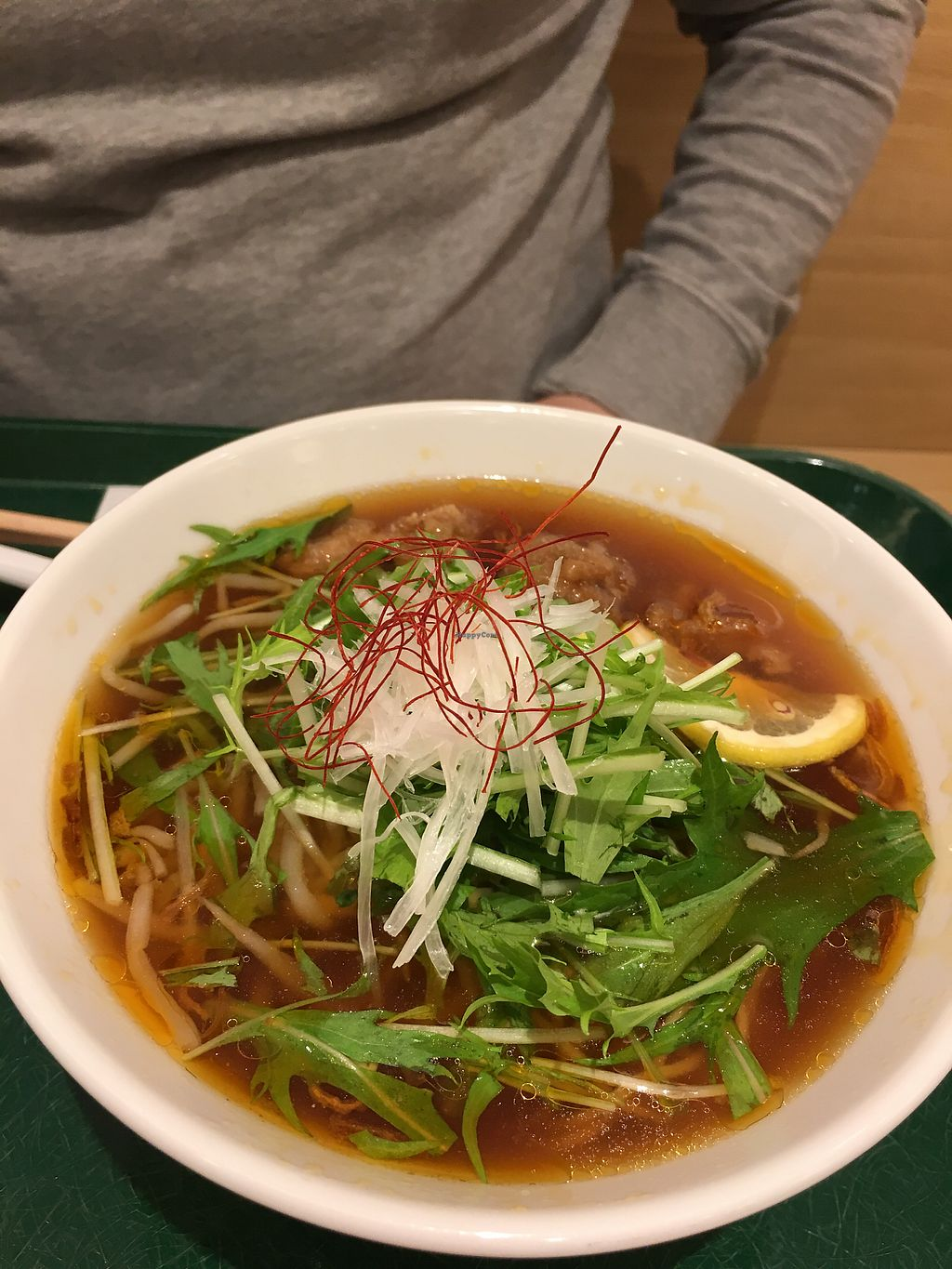 "Photo of T's Tantan - Tokyo Station  by <a href=""/members/profile/Siup"">Siup</a> <br/>Ramen  <br/> March 28, 2018  - <a href='/contact/abuse/image/29533/377116'>Report</a>"