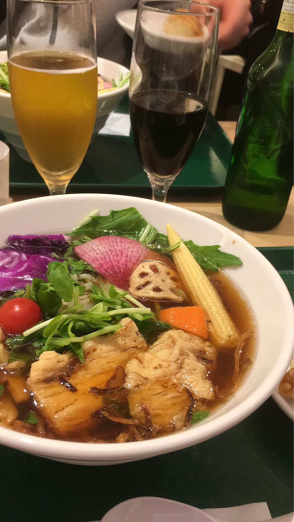 "Photo of T's Tantan - Tokyo Station  by <a href=""/members/profile/BecBarke"">BecBarke</a> <br/>Soooo good <br/> April 21, 2018  - <a href='/contact/abuse/image/29533/388832'>Report</a>"