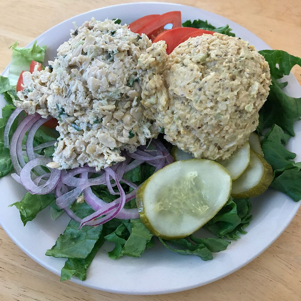 """Photo of Wild Oats Bakery and Cafe  by <a href=""""/members/profile/Sarah%20P"""">Sarah P</a> <br/>salad <br/> August 6, 2017  - <a href='/contact/abuse/image/29569/289772'>Report</a>"""